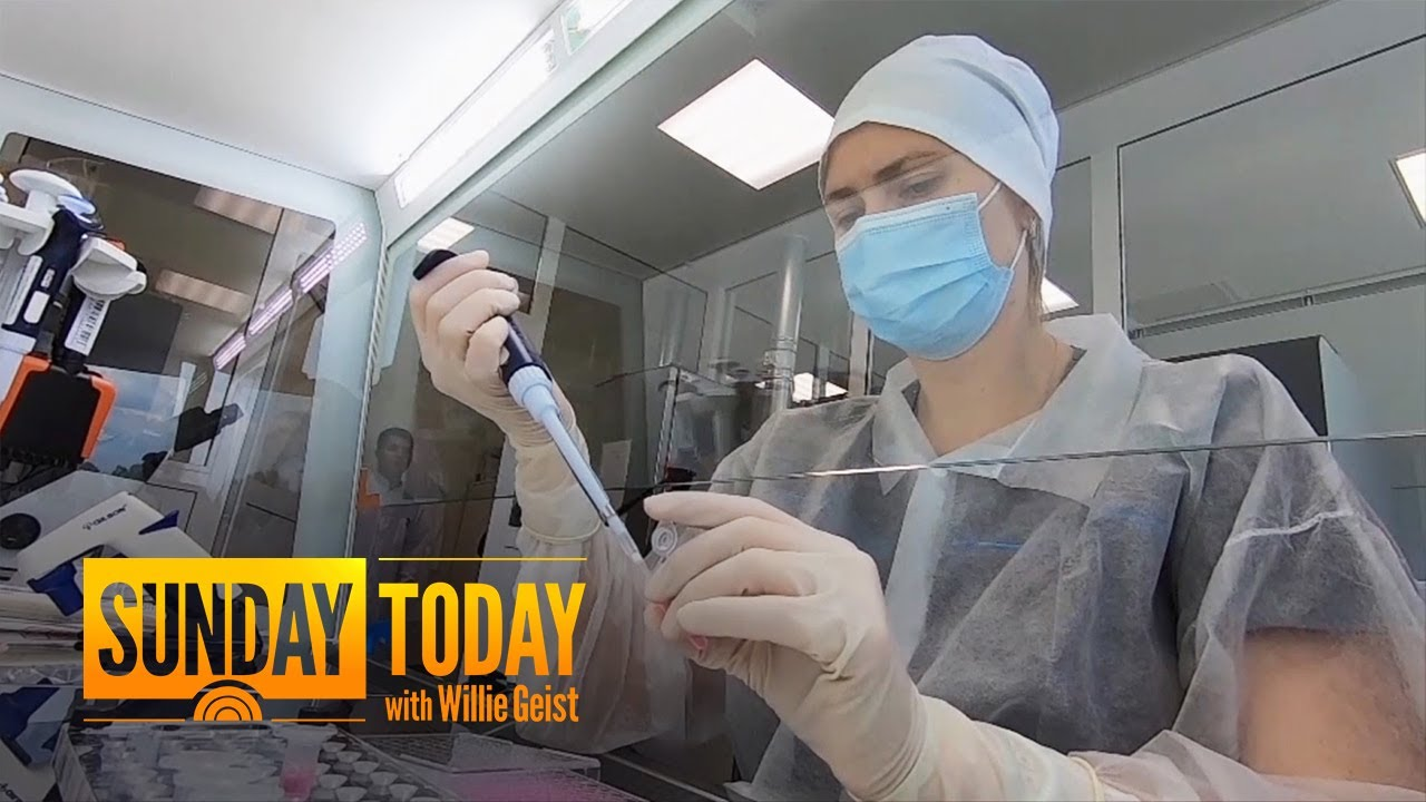When We Get The 1st Coronavirus Vaccine, How Well Will It Work? | Sunday TODAY