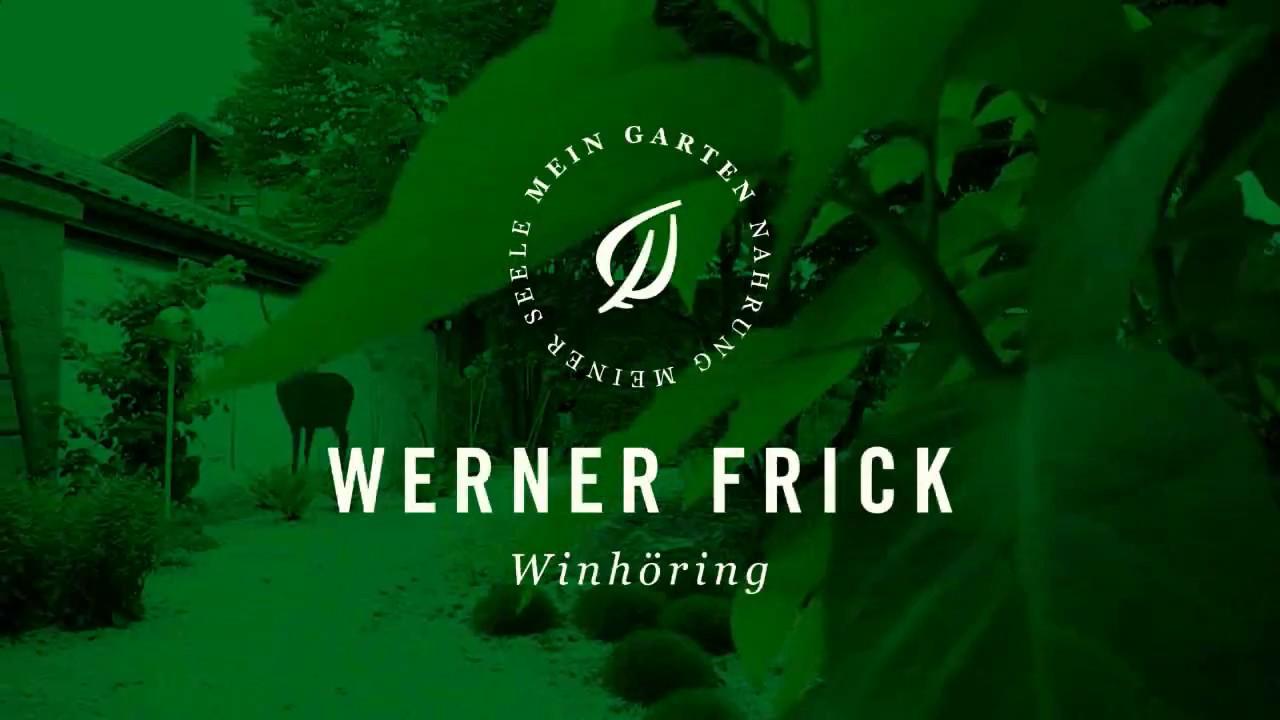 Frick Werner werner frick winhöring individueller ruheort