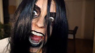 Halloween NIGHTMARE PRANK on Boyfriend! SHE GOT REVENGE!