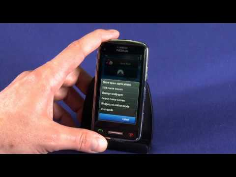 Nokia C6-01 smartphone video review