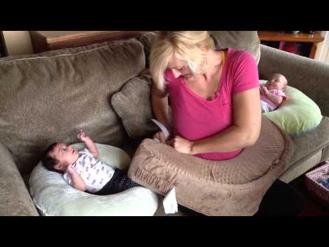 Breastfeeding Twins: Setting Up Your Space