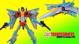Transformers Starscream Robots in Disguise Clash with Teen Titans Ninja Turtles and Scooby Doo!