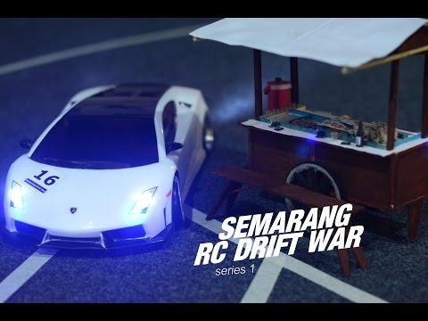 Semarang Rc Drift War series 1
