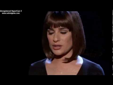 (Glee) Rachel Berry - Who Are You Now