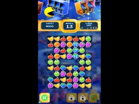 パックマンパズルツアー ステージ 12 / PacMan Puzzle Tour Stage 12
