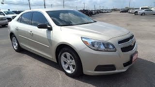 2013 Chevrolet Malibu Austin, San Antonio, Bastrop, Killeen, College Station, TX 351646B