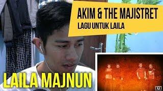 AKIM & THE MAJISTRET   LAGU UNTUK LAILA    MV REACTION #57