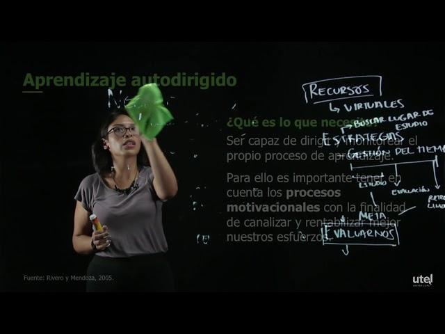 Marca la ruta de tu aprendizaje | UTEL Universidad