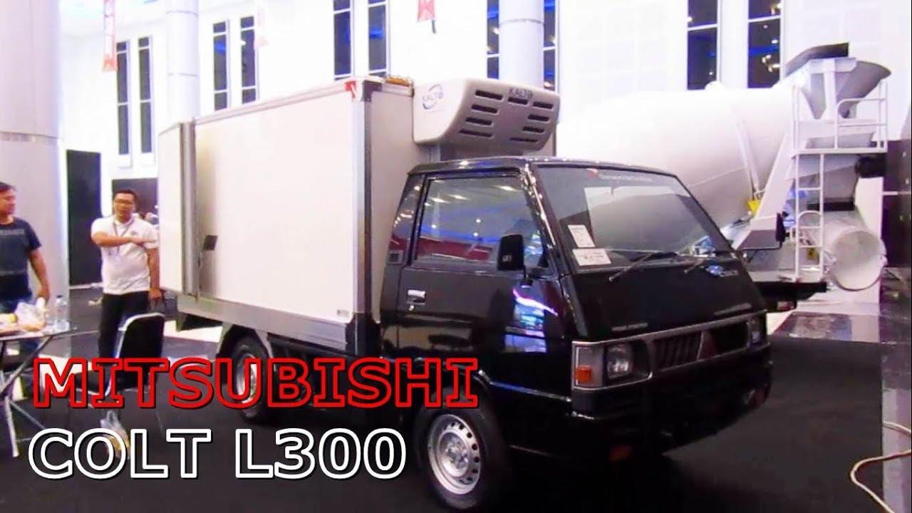 NEW MITSUBISHI COLT L300 BOX FREEZER ANTIKA RAYA KAROSERI