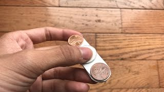 How To Make A Paper Fidget Spinner Without Bearings!