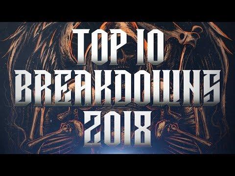 Top 10 Breakdowns 2018