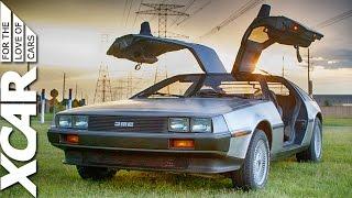 DeLorean DMC-12: Blast from the Past - XCAR