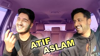 SHADI advice from Atif Aslam | Ramzan Vlawgs