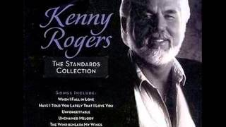 Kenny Rogers The Nearness of You