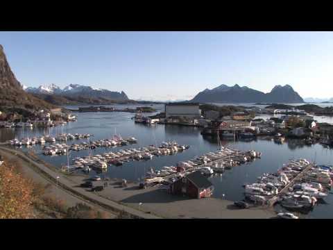 Velkommen til Svolvær - Lofotens hovedstad