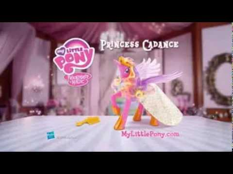 Май литл пони свадьба принцессы каденс