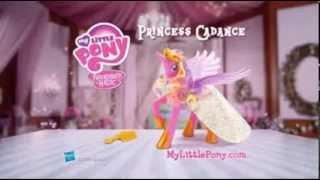 Принцесса Каденс Королевская свадьба!!! Май литл пони