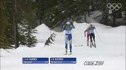 Cross Country Skiing Women Mass Start Bronze | Vancouver 2010