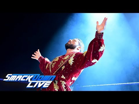 Thumbnail: Bobby Roode vs. Aiden English: SmackDown LIVE, Aug. 22, 2017