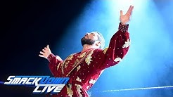 Bobby Roode debuts and makes SmackDown LIVE glorious: SmackDown LIVE, Aug. 22, 2017