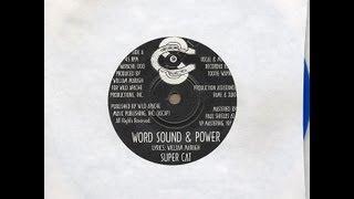Super Cat - Word, Sound & Power