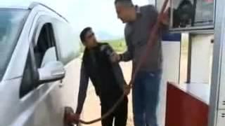Azerbaycan'da Benzin fiyatı
