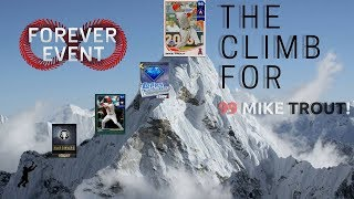 The Climb For 99 Mike Trout With 99 Ted & PEPE ALAZAR! - MLB 17 The Show Diamond Dynasty Live Stream