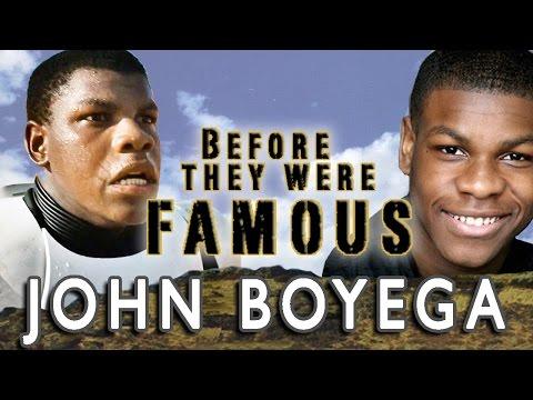 JOHN BOYEGA - Before They Were Famous