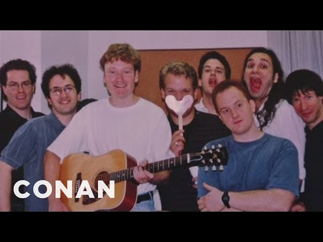 "Louis C.K. & Conan Remember The Early Days Of ""Late Night"" #1"
