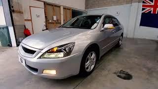 2007 Honda inspire 30TE
