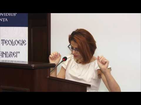 Dr. Ana Petrache - University of Bucharest (Romania)