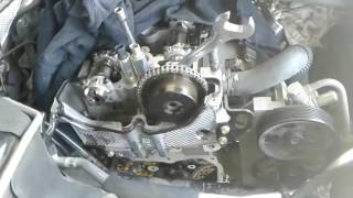 2011 Buick Regal tensioner failed part 2