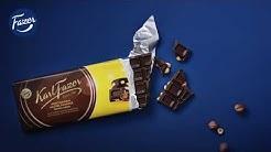 Karl Fazer Tumma suklaa Hasselpähkinä