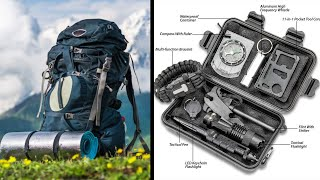TOP 10 MUST HAVE ULTRALIGHT BACKPACKING GEAR LIST 2020