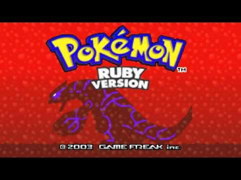 Vs  Team Magma & Aqua   Pokémon Ruby & Sapphire Music Extended [Music OST][Original Soundtrack]