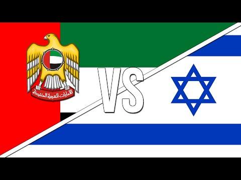 🇦🇪 UAE National Anthem Vs. 🇮🇱 Israeli National Anthem!