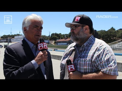 RACER: Mark Miles on IndyCar's Return to Monterey
