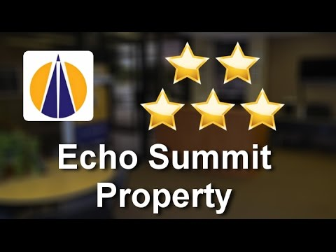 Real Estate Echo Summit Property Management Property ManagementGreenwood Vlg  5 Star Review
