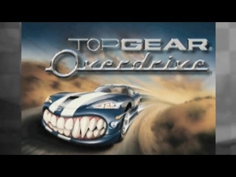 CGR Undertow - TOP GEAR OVERDRIVE review for Nintendo 64