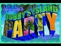 Photoshop Tutorial: 3D Text- How to Make a PARTY Invitation look like a TOURISM Postcard