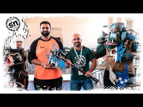 Warhammer 40,000 (Tournament) - The Gibraltar Grand Tournament