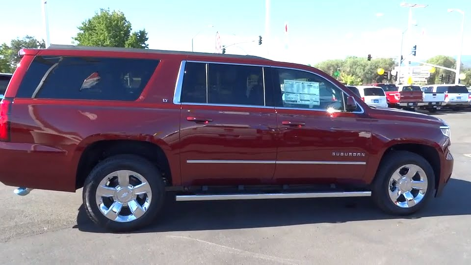Lithia Chevrolet Redding >> 2016 CHEVROLET SUBURBAN Redding, Eureka, Red Bluff, Chico, Sacramento, CA GR467425 - YouTube