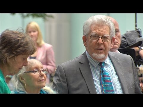 Rolf Harris Leaves Court After Found Guilty Of String Of Sex Attacks