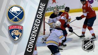 04/07/18 Condensed Game: Sabres @ Panthers