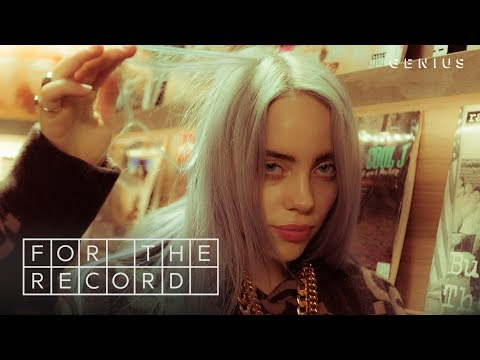 Billie Eilish Talks About Writing Songs And Fake Pop Stars |