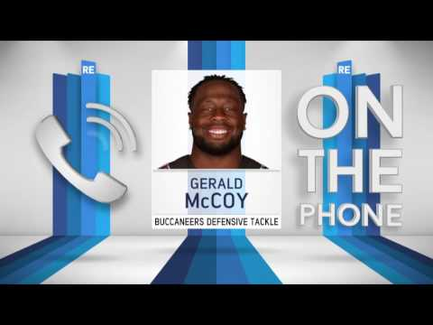 Buccaneers DE Gerald McCoy on The Ridiculous Question The Chiefs Asked At Combine - 12/15/16