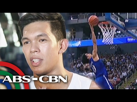 Sports U: Thirdy Ravena's basketball journey