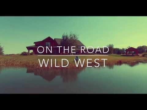 ON THE ROAD WILD WEST :: Yellowstone, Grand Teton, & Glacier National Park Big Sky Road Trip