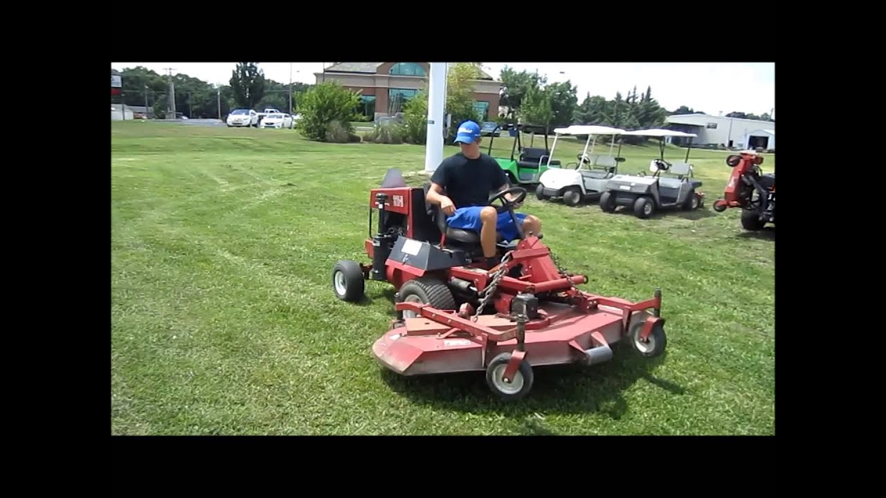 Toro 325D lawn mower for sale | sold at auction July 29, 2015