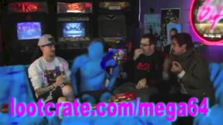 Mega64 330 CyberCast 2014 - You Sit On My Dick